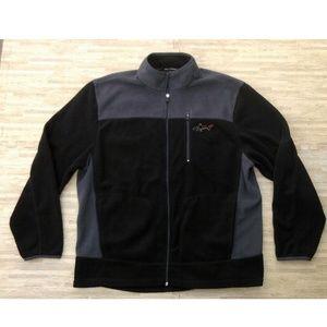 Greg Norman for Tasso Elba Full Zip Fleece Jacket